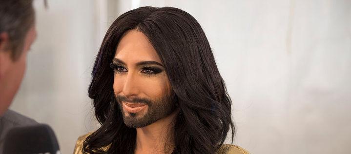 Heftig: Conchita Wurst nach Typveränderung NICHT wiederzuerkennen