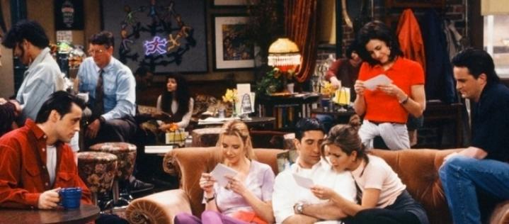 """Gute Nachrichten für Serienfans – """"Friends"""" kommt zurück"""