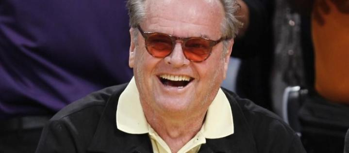 Jack Nicholson: Keiner grinst so schön wie er