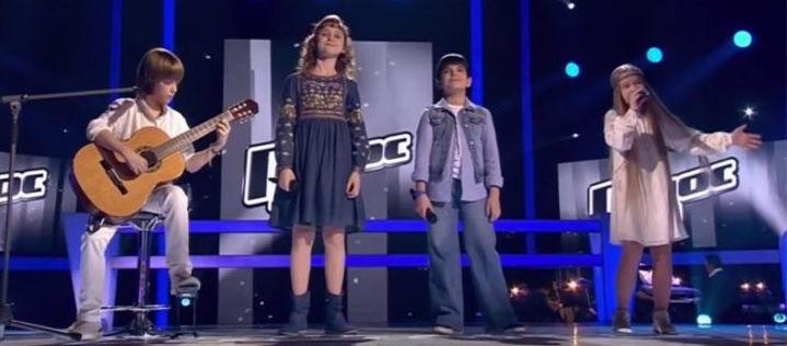 4 unglaubliche Kinder, die das Publikum zum Schweigen bringen!